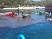 Tin tức - Sập nhà hàng nổi ở Ninh Thuận: Giẫm đạp đến đuối nước?