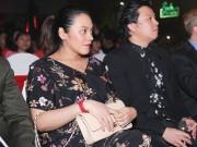 Bà xã Thanh Bùi mang thai song sinh con trai