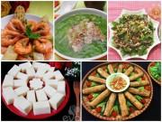 Bếp Eva - Bữa cơm chiều Chủ nhật có nhiều món hấp dẫn