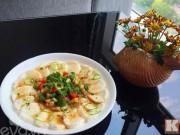 Bếp Eva - Đậu hũ non sốt hải sản lạ miệng mà ngon