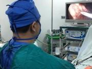Tin tức - Cháu bé 6 tháng tuổi bị khối u phải cắt bỏ 95% tuyến tụy