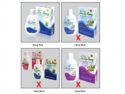 Tin tức sức khỏe - Dạ Hương khuyến cáo khách hàng tránh mua phải hàng nhái