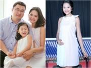 Làng sao - Hoa hậu Hương Giang vừa sinh con gái thứ 2 vào chiều nay
