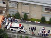 Tin tức - Tấn công bằng dao kinh hoàng ở Nhật, 19 người thiệt mạng