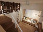 'Hô biến' căn phòng 25m2 của bạn thành căn hộ cao cấp