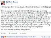Eva tám - NTK Đỗ Mạnh Cường bất ngờ nói về trinh tiết người phụ nữ trên Facebook cá nhân