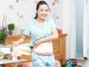 Tin tức mẹ bầu - Có quá khó để giảm mỡ bụng và vết rạn sau khi sinh?