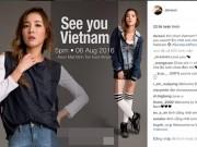 """Háo hức """"hóng"""" lịch trình của """"Phù thủy không tuổi"""" làng nhạc Hàn tại Việt Nam"""