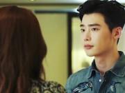 """Lee Jong Suk phát ốm vì phải hôn """"người tình"""" quá nhiều"""