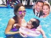"""Làng sao - Vợ tỷ phú sòng bài Alvin Chau chấp nhận cuộc sống """"chung chồng"""""""