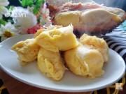Bếp Eva - Ngon bất ngờ với sầu riêng nướng