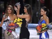 Thời trang - Người đẹp bị trao nhầm vương miện HH Hoàn vũ 2015 đã từ bỏ danh hiệu Á hậu