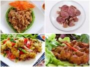 Bếp Eva - Thơm ngon, giòn sần sật với 4 món mề gà