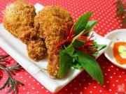 Bếp Eva - Cuối tuần làm đùi gà chiên giòn để thưởng thức