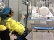 Tin tức - Hành trình chống chọi bệnh tật kiên cường của mẹ ung thư nhường con sự sống