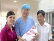 Tin tức - Bé gái ở ca mang thai hộ đầu tiên tại Bệnh viện Trung ương Huế vừa chào đời