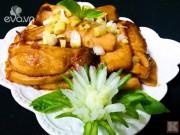 Bếp Eva - Nấm đùi gà nướng bơ đơn giản mà hấp dẫn