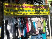 Tin tức - Quầy áo quần miễn phí