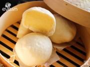 Bếp Eva - Bánh bao nhân đậu xanh nóng hổi cho bữa sáng