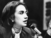 Những điều ít biết về tuổi trẻ hào hùng của bà Hillary Clinton (P.1)