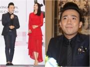 Làng sao - Vắng Hari Won, Trấn Thành thân thiết bên Hoa hậu Phạm Hương