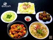 Bếp Eva - Ngon miệng với bữa cơm chiều