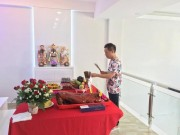 Nhà đẹp - Kim Chi, Cát Tường,...hào hứng dự tân gia nhà diễn viên Minh Nhí