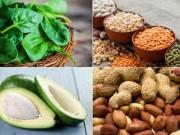 Bà bầu - Những thực phẩm tốt nhất cho não thai nhi