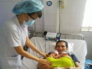 Tin tức - Sản phụ mang tam thai bị tiền sản giật nặng được mổ thành công