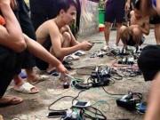 """Tin tức - Chùm ảnh: Người dân """"khát điện"""" sau bão số 1"""