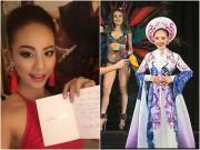 MC Phương Thảo gây ấn tượng khi lọt top 8 Mrs Universal 2016