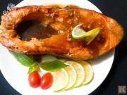 Bếp Eva - Đổi vị bữa cơm với cá hồi sốt bơ chanh