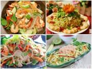 Bếp Eva - Những món nộm, gỏi tôm siêu ngon, thanh mát