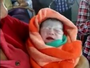 Tin tức - Bé gái sinh ra trên tàu cao tốc được đặt tên theo gợi ý của bác sỹ đỡ đẻ