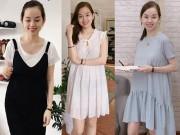 Thời trang sao Việt đẹp tuần qua: Ly Kute hút fan ầm ầm khi khoe dáng sau sinh