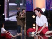 Làng sao - Ốc Thanh Vân quỳ lạy Vân Sơn - Hồng Đào trên sóng truyền hình