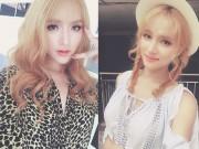 Làm đẹp - Nếu bạn có một mái tóc vàng chóe, hãy học Hương Giang Idol