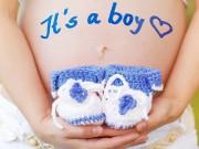 Bà bầu - Mang thai con trai, mẹ có thể phải đối mặt với nhiều nguy cơ