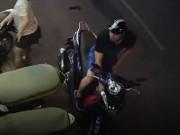 Clip Eva - Video: Tên trộm bẻ khóa xe SH chỉ trong 3 giây