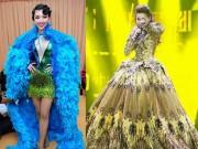 Thời trang - Sao Việt - người lộng lẫy, kẻ thảm họa với váy cồng kềnh