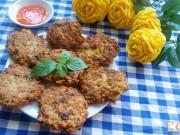 Bếp Eva - Chả thịt củ sen đơn giản ngon cơm