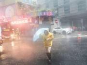 Tin tức - Bão Nida đổ bộ khiến Hồng Kông, Quảng Đông 'nghiêng ngả'