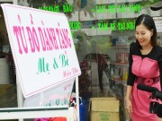 Tin tức - Ấm tình người với tủ quần áo miễn phí dành cho mẹ bầu và trẻ em ở Sài Gòn