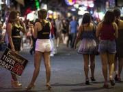 Tin tức - Cuộc sống ban đêm của gái mại dâm tại những khu phố đèn đỏ ở Thái Lan