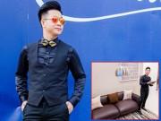 Làng sao - Quách Tuấn Du 'say nắng' căn hộ thông minh