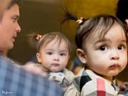 Làng sao - Nét đáng yêu của con gái mỹ nhân Philippines khiến fan muốn có ngay em bé