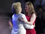 Eva tám - Bà Hillary Clinton là người thế nào qua lời kể của con gái?