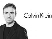 Thời trang - Chia tay Dior, Raf Simons chính thức về một nhà với Calvin Klein