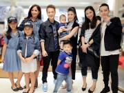 Gia đình Thúy Hạnh, Đăng Khôi diện denim của GAP đi sự kiện
