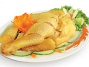 Sức khỏe - Người bị bệnh gút có phải kiêng thịt gà?